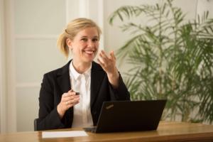 Johanna Finke Karriere und Führungskräfte Coach
