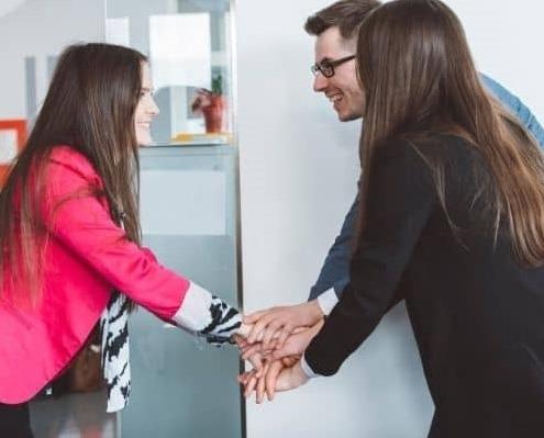 Zentral für den Effectuation-Ansatz ist das Mindset von Partnerschaft statt Konkurrenz