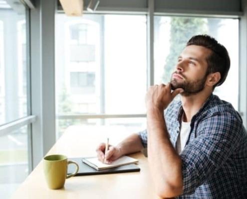 Selbstreflexion ist der Schlüssel für eine erfolgreiche berufliche Neuorientierung mit Purpose